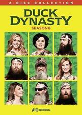 DUCK DYNASTY - SEASON 6 - NEW - Factory Sealed DVD