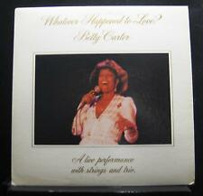 Betty Carter - Whatever Happened To Love? LP VG+ MK 1004 1982 Vinyl Record