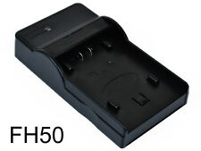 Battery Charger f/ Sony HDR-XR500VE HDR-XR520 HDR-XR520E HDR-XR520V HDR-XR520VE