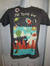 "Hot Topic: All Time Low  ""OUTER SPACE"" Slim Fit T-Shirt Size Medium"