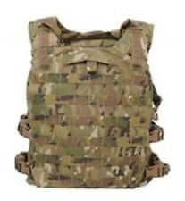 US Army TAC 1 OCP Armor Multicam Plate Carrier Kevlar Weste Vest IIIa XS XSMALL