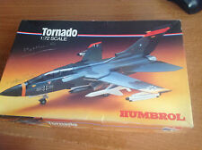 Humbrol - Tornado 1:72 Scale Model Kit - Unstarted