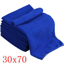 Large Microfiber Car Cleaning Towel Kitchen Washing Polishing Cloth 30x70cm