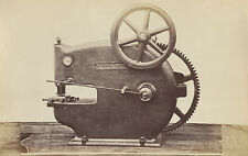 1873 ORIGINAL photo of a Punching Machine, William Sellers, Philadelphia