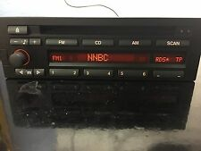 BMW Business CD43 CD Player Stereo Radio E36 E34 E31 E30 E24 Z3 M3 M5 not Rover