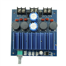100W TDA7498 +100W High-power Digital Amplifier Board AMP Board with Radiator
