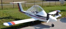 Colomban Cri-cri MC-15 Cricket Recreational Aircraft Wood Model Big New