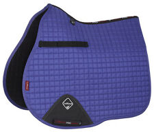 New LeMIEUX pro sport LUXURY GP saddle cloth Full size Blueberry