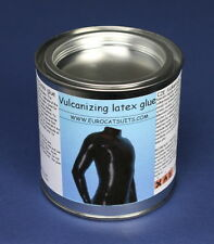 Vulcanizing glue for natural latex rubber sheeting 375ml from Eurocatsuits