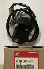 Interruttore Sx - SWITCH ASSY LEFT - Honda VT500C  NOS: 35200-KE9-010