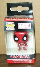 FUNKO POCKET POP KEYCHAIN MARVEL COMICS DEADPOOL NEW IN BOX #4984