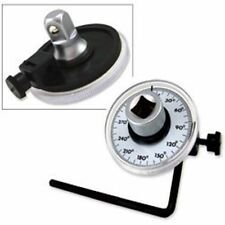 TORQUE ANGLE AND ROTATION CHECKER MEASURING GAUGE METER FOR TORQUE WRENCH TOOL
