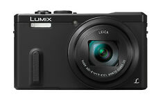Panasonic Lumix DMC-TZ60 - black boxed brand new
