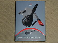 PLAYSTATION 3 PS3 WIRELESS BLUETOOTH HEADSET MIC HDMI TRIGGERS NEW! Gioteck Pack