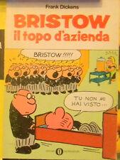 BRISTOW IL TOPO D'AZIENDA Dickens 1^ ed. 1977 OSCAR MONDADORI Masheroni Zancan