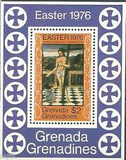 Grenada & Grenadines scott # 173 ** MNH. Navidad / Christmas HB