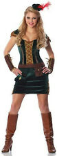 Delicious Lady Sherwood Maid Marian Sexy Robin Hood Adult Costume M/L
