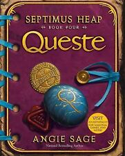 Septimus Heap, Book Four: Queste, Sage, Angie, Good Book