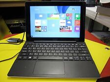 "-  ACER ASPIRE SWITCH laptop Tablet PC 10.1"" 2GB 1.33GHz 32GB  white win 8 NICE"