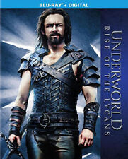 UNDERWORLD: RISE OF THE LYCANS - BLU RAY - Region A - Sealed