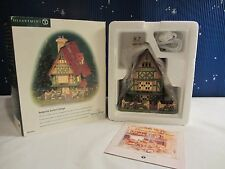 Dept 56 HEDGEROW GARDEN COTTAGE Dickens Series  -  #58476  NIB   (816SH)