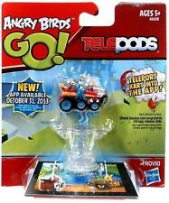 "Angry Birds GO! Telepods Grey Birds Kart 6.3 x 5.5 x 1.4""  Boys 5 yrs + New 2013"