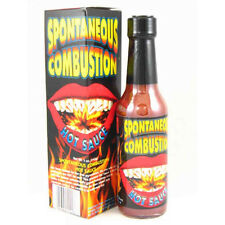 Spontaneous Combustion Hot Sauce (6-Pack)