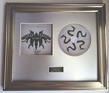 PERSONALLY SIGNED/AUTOGRAPHED WITHIN TEMPTATION - HYDRA CD FRAMED PRESENTATION