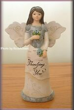 THINKING OF YOU ANGEL FIGURINE 5.5 INCHES BY PAVILION ELEMENTS FREE U. S. SHIP