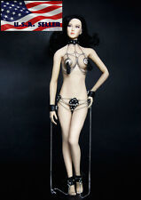 1/6 Fetish Fantasy Love Sexy Role Play Chain Suit For Phicen Hot Toys ❶ USA❶