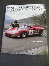 Winged Sports Cars & Enduring Innovation Janos Wimpffen