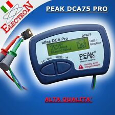 PEAK DCA75 PRO Analizza semiconduttori componenti  Semiconductor Analyser tester