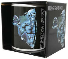 Iron Maiden: Different World Ceramic Coffee / Tea Mug New & Official In Box