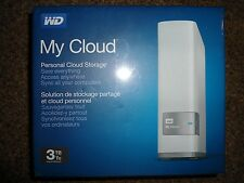 WESTERN DIGITAL WD My CLOUD 3TB Personal Cloud Storage External Hard Drive (NAS)