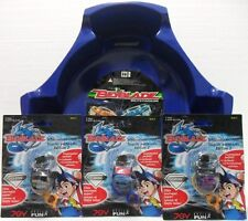 STADIUM BEYBLADE HASBRO + 3 mini BEYBLADE P/chiavi