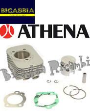 9075 - CILINDRO ATHENA DM 43 SP. 10 IN ALLUMINIO PIAGGIO 50 BRAVO BOXER BOSS
