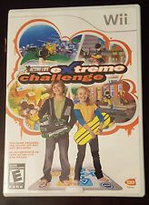 Active Life: Extreme Challenge - Nintendo Wii, 2009 - Extreme fun for kids!
