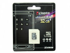 Original Kingston 32GB Class10 SDHC mirco SD card for G1W G1W-C G1WH SJ4000 B40