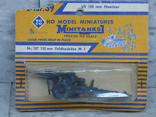 Roco / Herpa Minitanks  (NEW) WWII US 155mm M1 Field Howitzer Lot 852