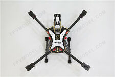DAYA 550 Alien Carbon Fiber Folding 4-Axis FPV Quadcopter Frame Kit
