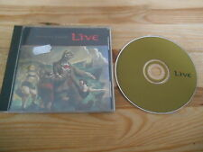 CD Rock Live - Throwing Copper (13 Song) RADIOACTIVE