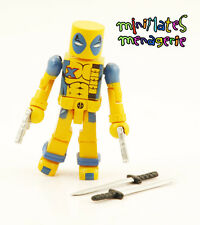 Marvel vs Capcom 3 Minimates SDCC Exclusive Deadpool