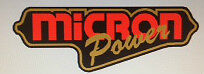 MICRON EXHAUST DECAL 2 KH250 RD400 Z1 900 GS1000 CB750 FS1E AP50 GT750 X7