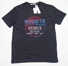 ABBOT + MAIN Sunsets Men's T-Shirt (Medium)