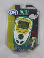 Excalibur Fox Sports Golf Hand Held Game New