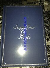 Super Junior Vol. 6 - Sexy, Free & Single Type A Silver Version CD New Sealed