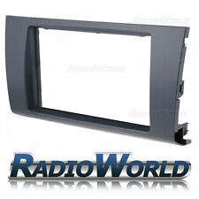 Suzuki Swift Fascia Facia Panel Adapter Frame Double Din DFP-33-02 / CT24SZ11