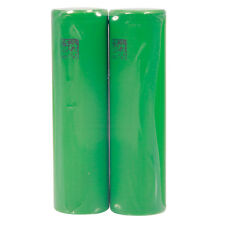 2 X New 18650 VTC5 30A/20C 2600mAh High Drain Flat Top Rechargeable Battery IT