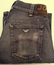 AJ ARMANI JEANS LABEL 32 BY TAPE 30 X 34 HOLE SEE DESCRIPTION MADE IN ITALY