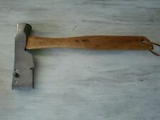 VAUGHAN SHINGLING HATCHET HAND AXE WITH HAMMER END & GAUGE MADE IN USA